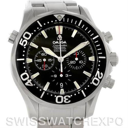 Photo of Omega Seamaster Professional Automatic Chronograph Watch 2594.52