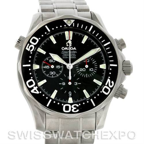 Photo of Omega Seamaster Professional Automatic 2594.52 Chronograph Watch
