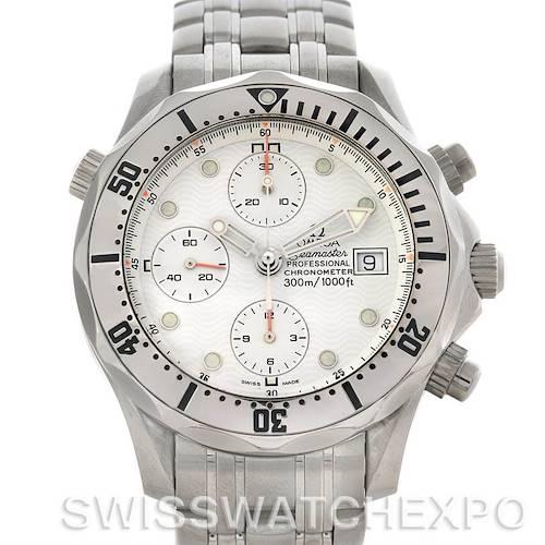 Photo of Omega Seamaster Chronograph Autiomatic Mens Watch 2598.20.00
