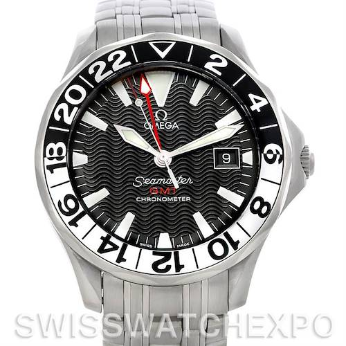 Photo of Omega Seamaster GMT Automatic Mens Watch 2534.50.00