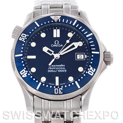 Photo of Omega Seamaster Steel Midsize Watch 2223.80.00