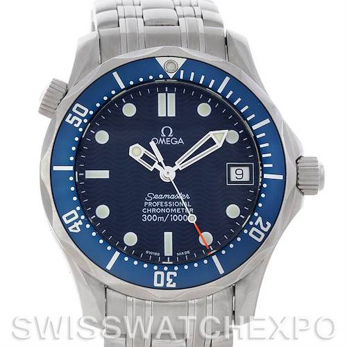 Photo of Omega Seamaster Steel Midsize Watch 2422.80.00