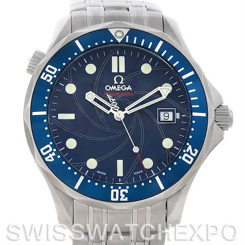 Photo of Omega Seamaster 2226.80 James Bond Limited Edition Watch