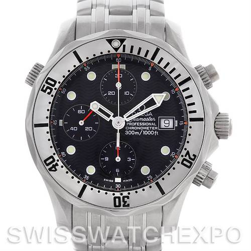 Photo of Omega Seamaster Chronograph Autiomatic Mens Watch 2598.80.00