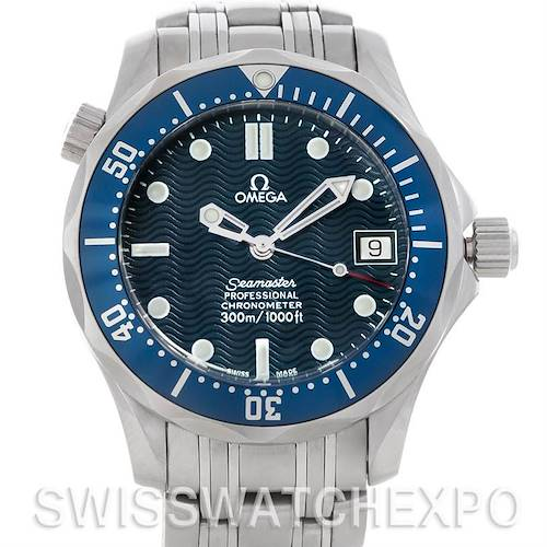 Photo of Omega Seamaster Steel Midsize Watch 2562.80