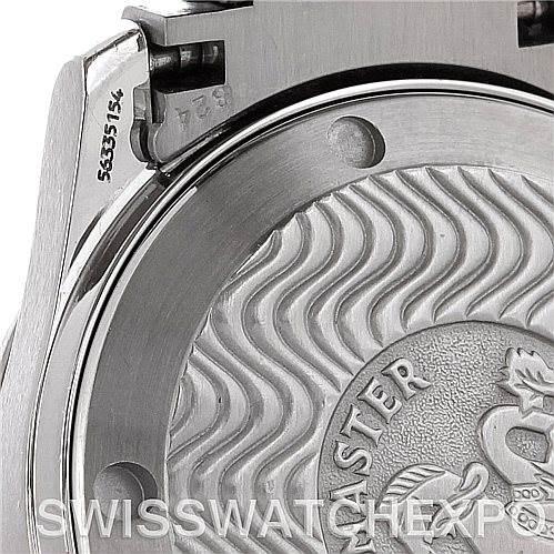 4750 Omega Seamaster Steel Midsize Watch 2223.80.00 SwissWatchExpo