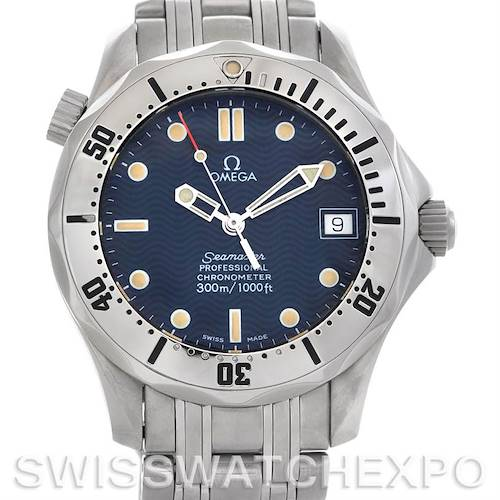 Photo of Omega Seamaster Steel Midsize 300 m Watch 2562.80.00