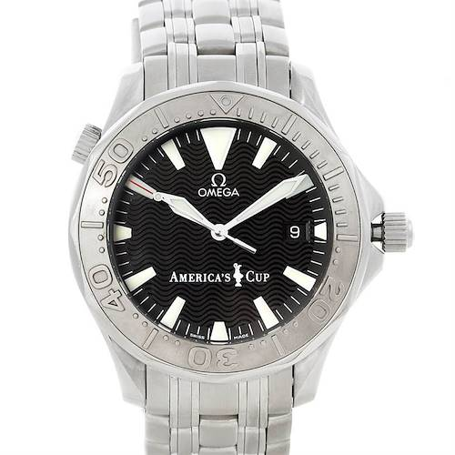 Photo of Omega Seamaster America's Cup Limited Edition Watch 2533.50.00