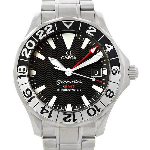 Photo of Omega Seamaster GMT Autiomatic Mens Watch 2534.50.00