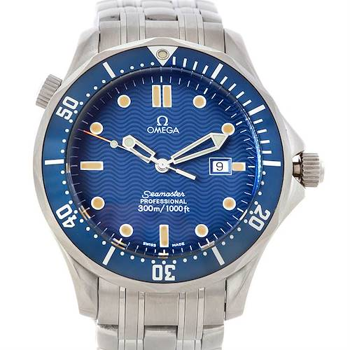 Photo of Omega Seamaster Professional James Bond 300M Watch 2541.80.00