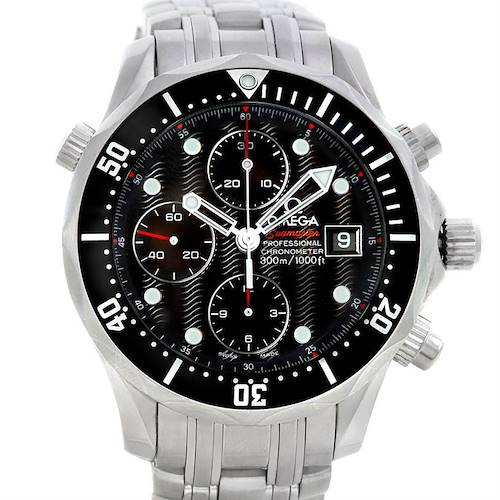 Photo of Omega Seamaster Chrono James Bond Watch 21330424001001