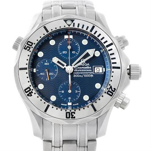 Photo of Omega Seamaster Chronograph Automatic Mens Watch 2598.80.00