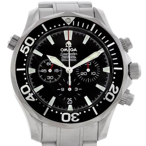 Photo of Omega Seamaster Professional Automatic 2594.52.00 Chronograph Watch