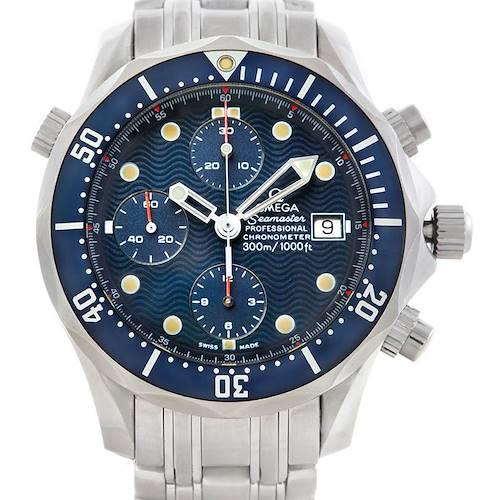 Photo of Omega Seamaster Chronograph Autiomatic Mens Watch 2599.80.00