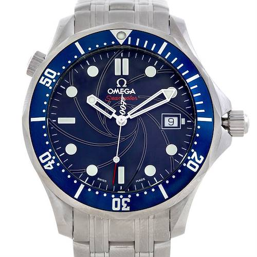 Photo of Omega Seamaster James Bond Limited Edition Watch 2226.80.00