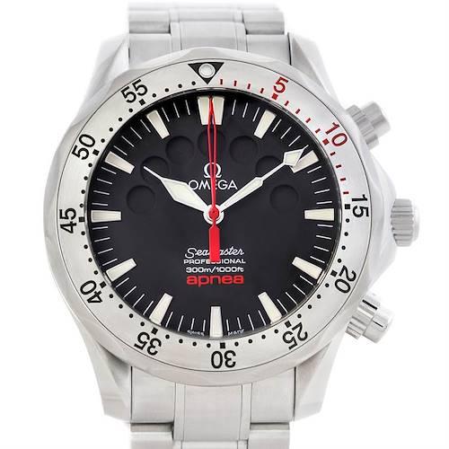 Photo of Omega Seamaster Apnea Jacques Mayol Watch 2595.50.00