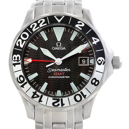 Photo of Omega Seamaster GMT Automatic Mens Watch 2234.50.00