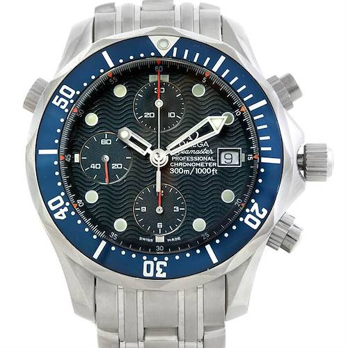 Photo of Omega Seamaster Chronograph Automatic Mens Watch 2599.80.00
