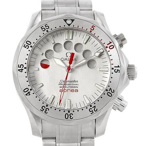 Photo of Omega Seamaster Apnea Jacques Mayol Watch 2595.30.00