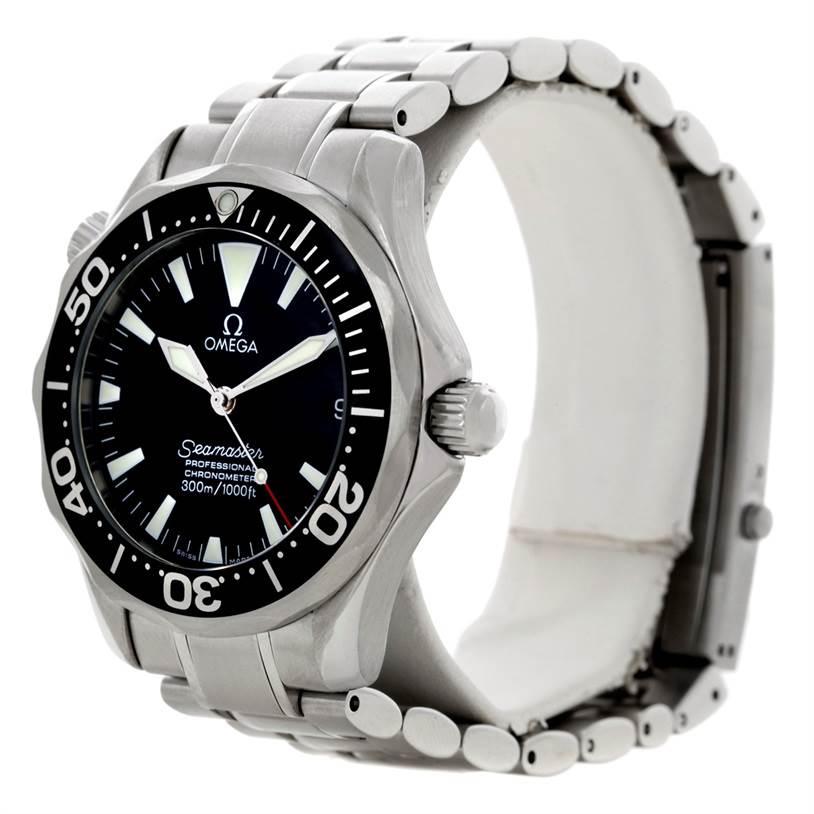 8639 Omega Seamaster Professional Midsize 300 m Watch 2252.50.00 SwissWatchExpo