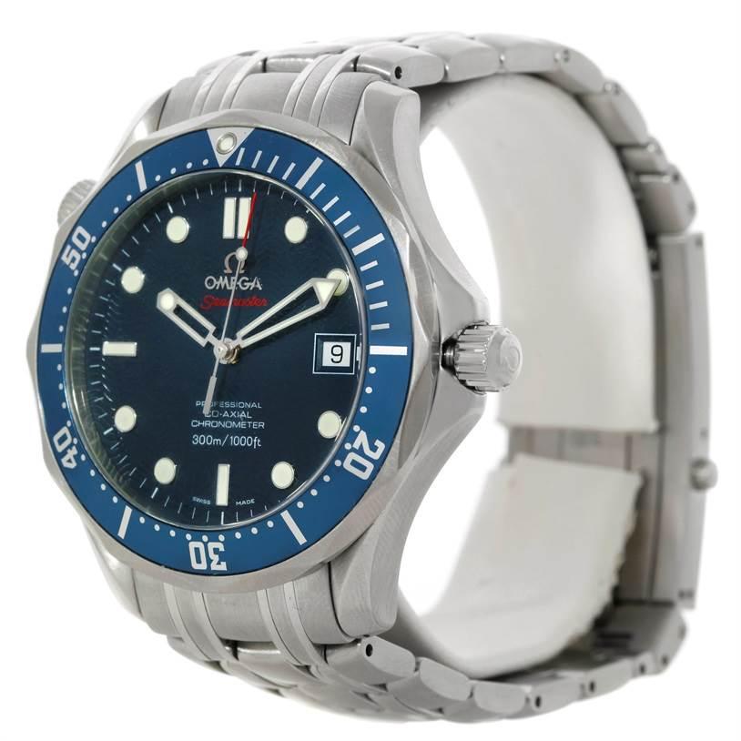 8784 Omega Seamaster Professional James Bond 300M Watch 2220.80.00 SwissWatchExpo