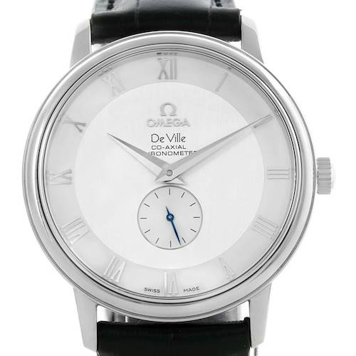 Photo of Omega DeVille Prestige Co-Axial Small Seconds Mens Watch 4813.30.01