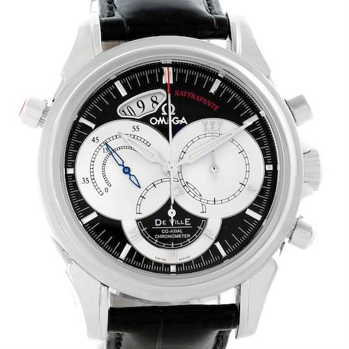Photo of Omega DeVille Co-Axial Rattrapante Mens Watch 4813.30.01