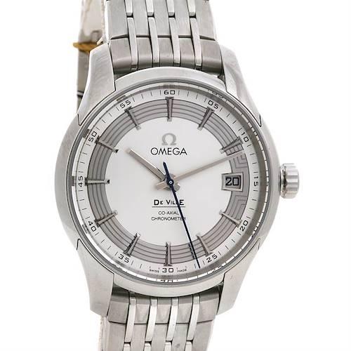 Photo of Omega De Ville Hour Vision Mens 43130412102001 Watch