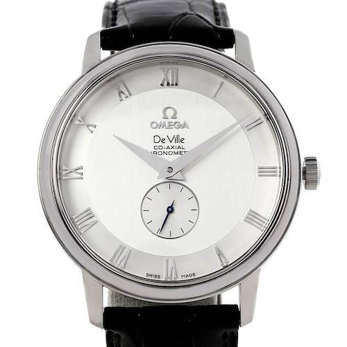 Photo of Omega DeVille Prestige Small Seconds Mens Watch 4813.30.01