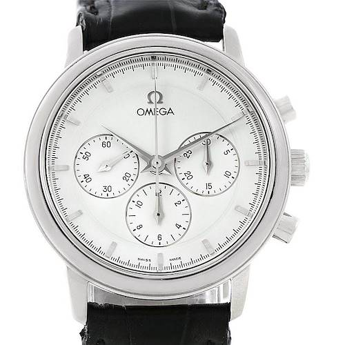 Photo of Omega Vintage Manual 861 Stainless Steel Mens Watch