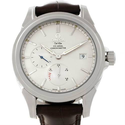 Photo of Omega De Ville Co-Axial Power Reserve Mens Watch 4832.31.32