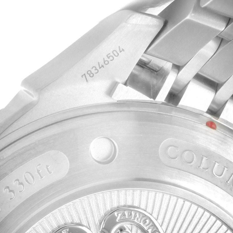 Omega DeVille Co-Axial Chronoscope Watch 422.10.41.50.04.001 Unworn SwissWatchExpo