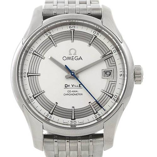Photo of Omega DeVille Hour Vision Mens Watch 431.30.41.22.02.001