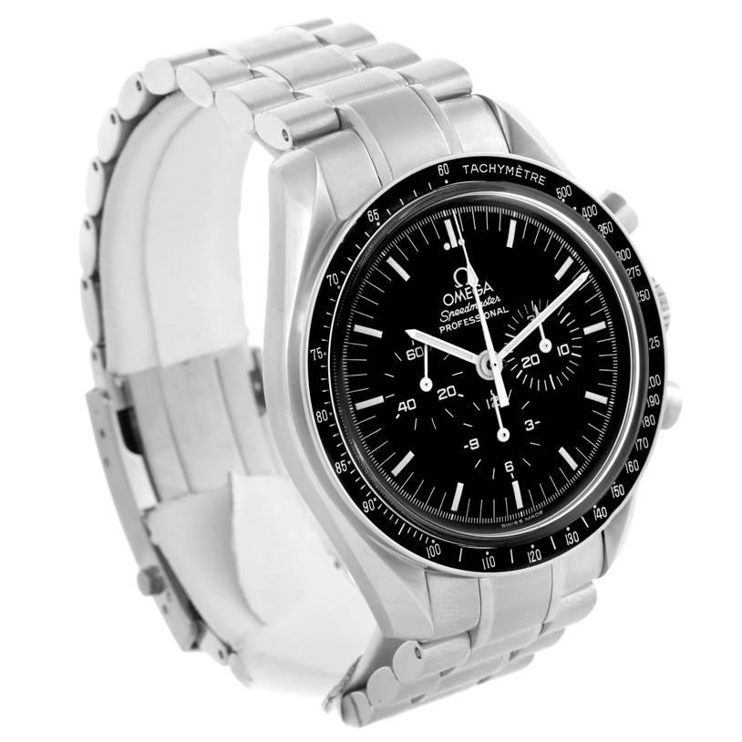 9644 Omega Speedmaster Professional Chronograph Moon Watch 3570.50.00 SwissWatchExpo