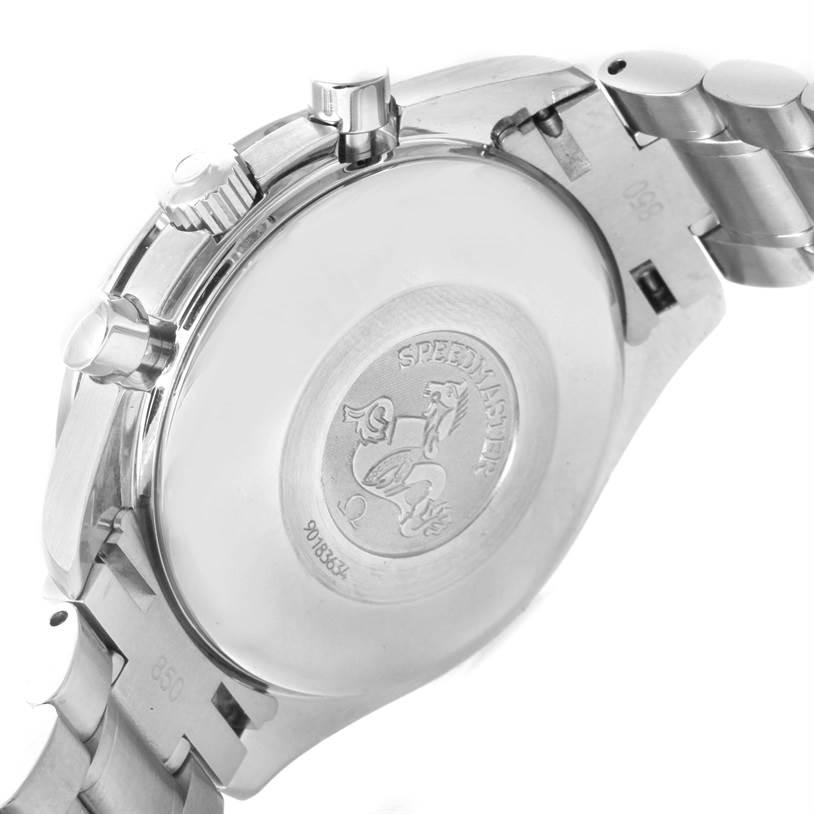 omega speedmaster date chronograph mens watch 3513 30 Omega mint mens omega speedmaster date chronograph 351350 omega 351350 omega date steel automatic mens watch omega watch speedmaster date 35133000.