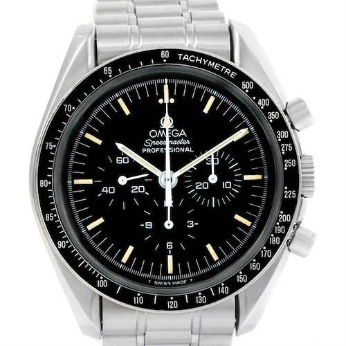 Photo of Omega Speedmaster Vintage Steel Mens Moon Watch Caliber 861
