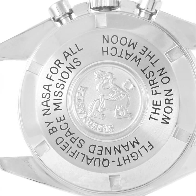 11855 Omega Speedmaster Professional Stainless Steel Moon Watch 3570.50.00 SwissWatchExpo