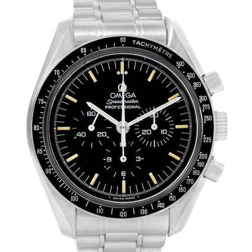 Photo of Omega Speedmaster 861 Steel Mens Moon Watch 3590.50.00 Year 1995