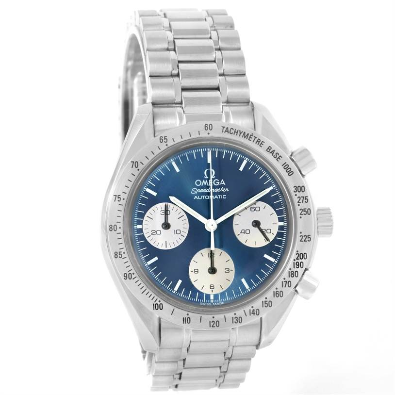 12507 Omega Speedmaster Reduced Limited Edition Automatic Watch 3510.82.00 SwissWatchExpo