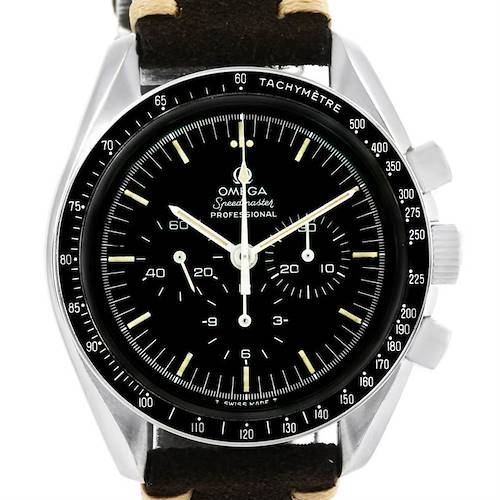 Photo of Omega Speedmaster Vintage Steel Moon Watch Caliber 861 145.022