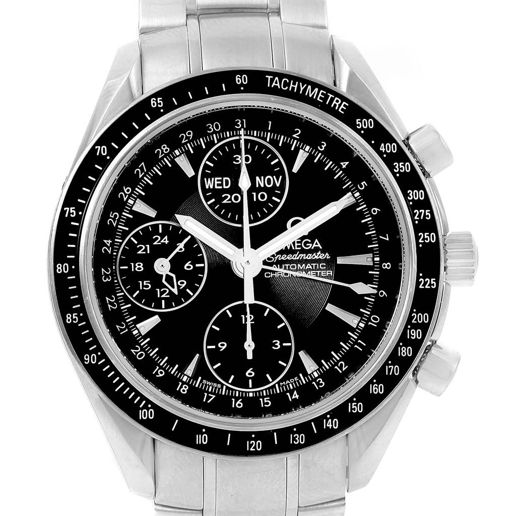 omega speedmaster day and date mens watch Buy and sell authentic used omega watches at crown and discover your next omega watch with our collection at omega speedmaster date 35135000 regular price.