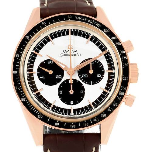 Photo of Omega Speedmaster Numbered Edition Sedna Gold Watch 311.63.40.30.02.001