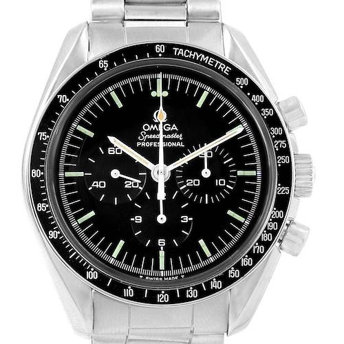 Photo of Omega Speedmaster Vintage MoonWatch Caliber 861 145.022 Papers