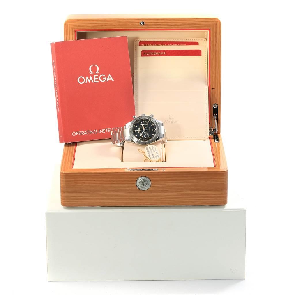 Omega Speedmaster 57 Broad Arrow Watch 331.10.42.51.01.002 Unworn SwissWatchExpo