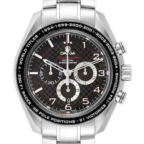 Photo of Omega Speedmaster Legend Steel Mens Watch 321.30.44.50.01.001