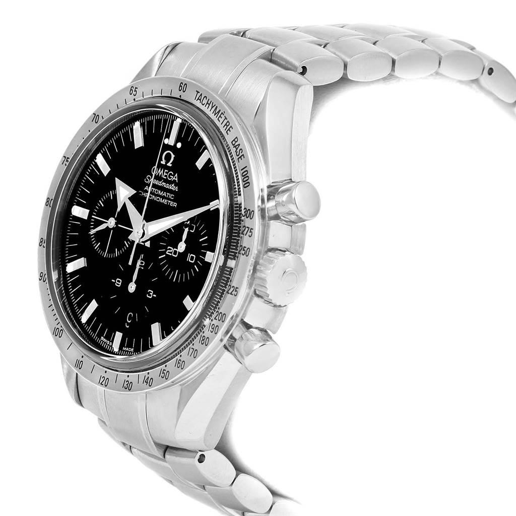 18559 Omega Speedmaster Broad Arrow Chronograph Mens Watch 3551.50.00 SwissWatchExpo