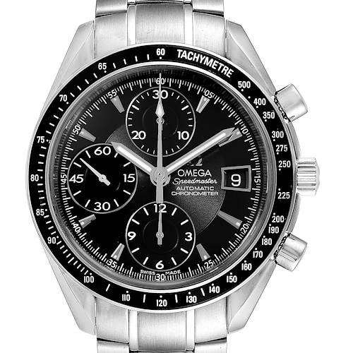 Photo of Omega Speedmaster Chronograph Steel Mens Watch 3210.50.00
