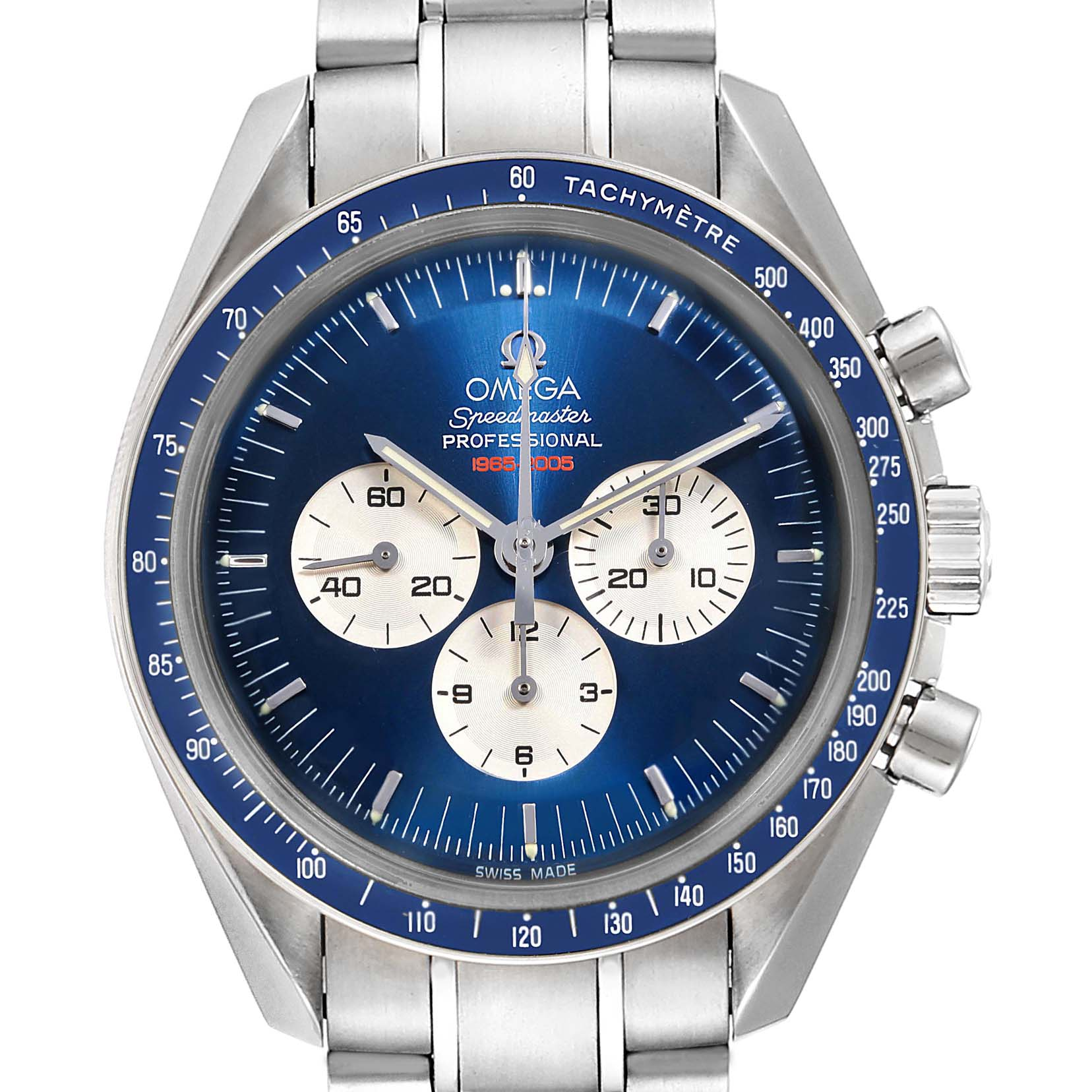 Omega Speedmaster Gemini 4 40th Anniversary Limited Mens Watch 3565.80.00