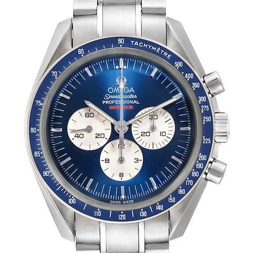 Photo of Omega Speedmaster Gemini 4 40th Anniversary Limited Mens Watch 3565.80.00