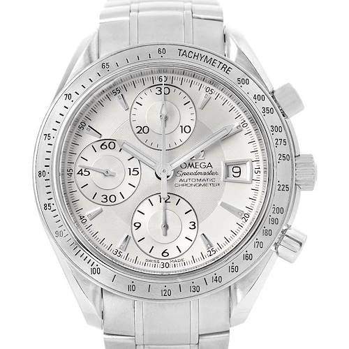 Photo of Omega Speedmaster Chronograph Automatic Steel Mens Watch 3211.30.00